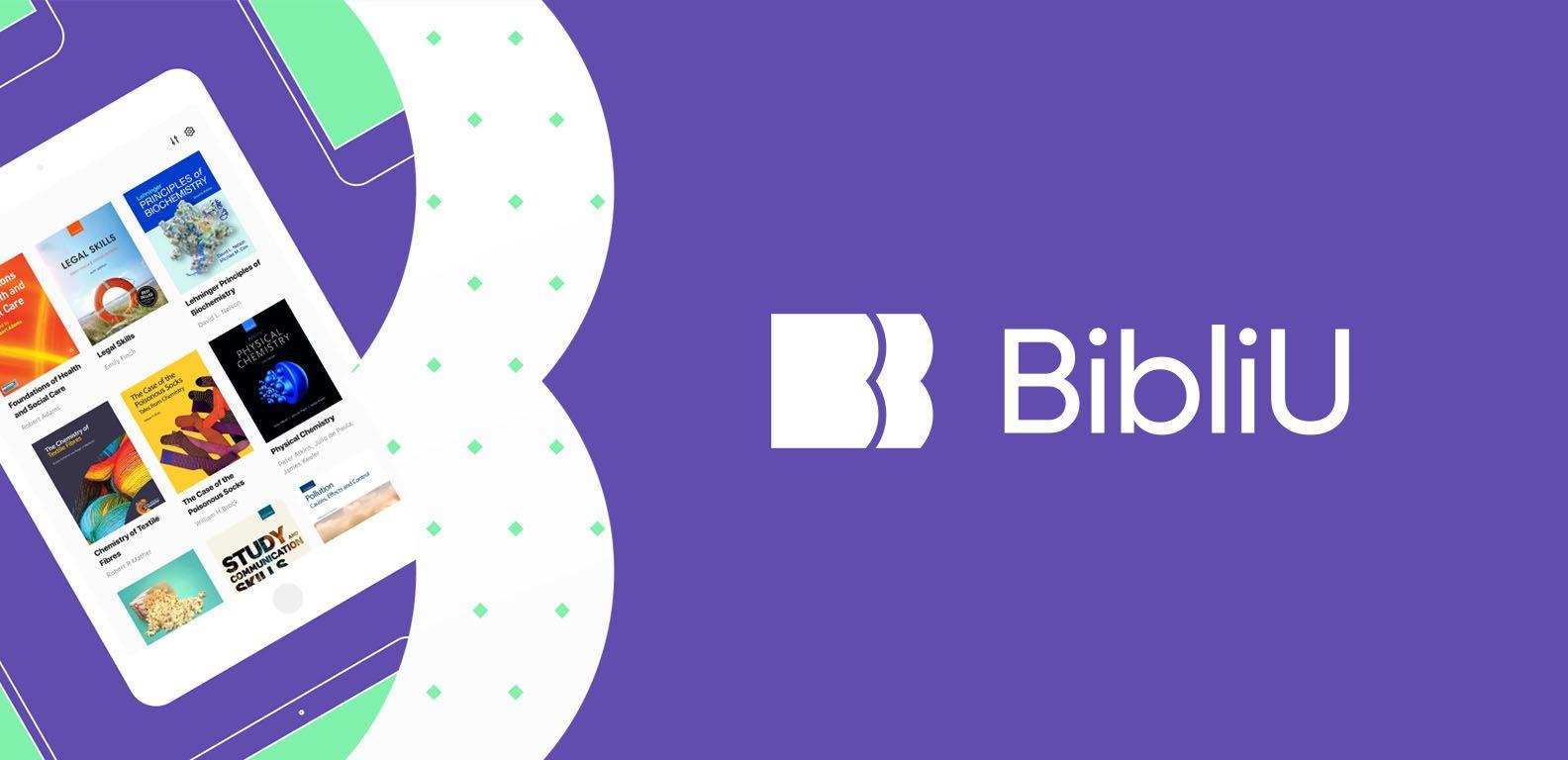 Bibliotech is now BibliU
