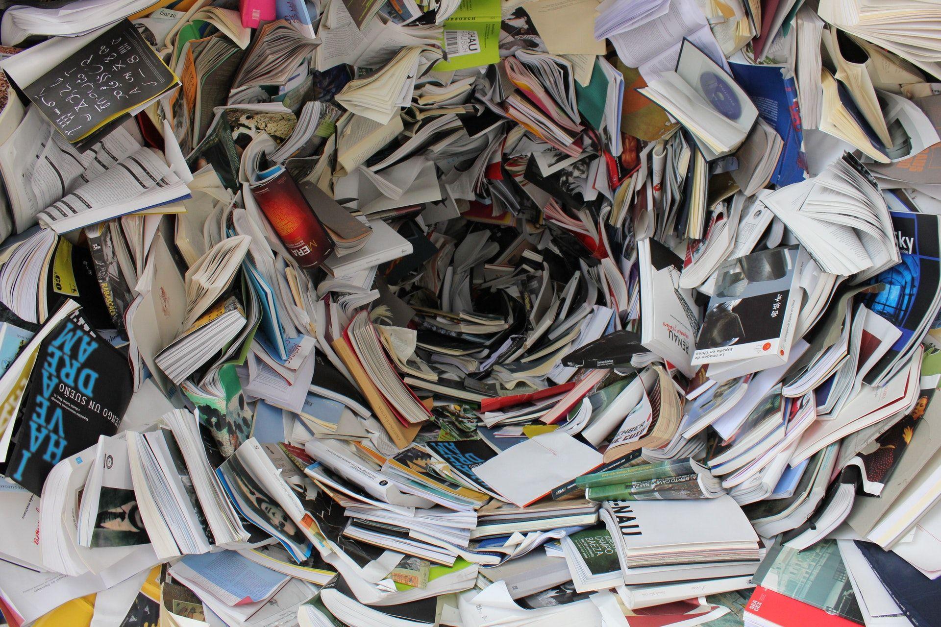 Book tornado