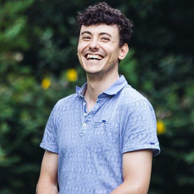 Dave Sherwood profile photo smiling